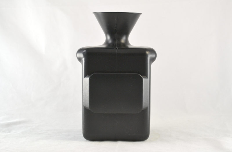 The Main Resource LB66006 Lube Bucket Black in Color Straight