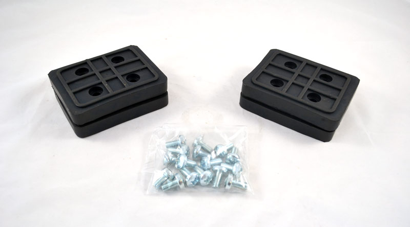 LP601 | Molded Rubber Pad For Benwil/ Bishamon Lifts