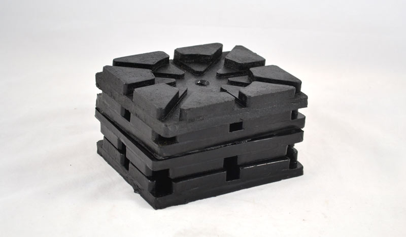 Molded Rubber Pad For Wheeltronics / Snap-On / Ammco-Square