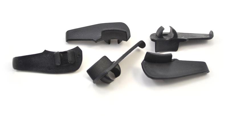 The Main Resource TC101608 Nylon Inserts Steel Mount//Demount Heads Pack Of 5