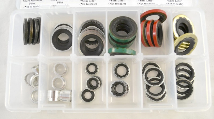 Master Sealing Washer Assortment (48 pieces)