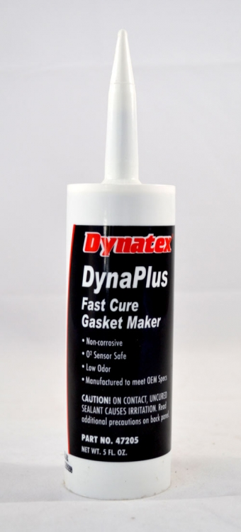 47205 | DynaPlus Fast Cure Gasket Maker 5 FL Oz. Cartridge
