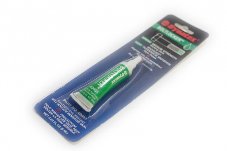 49461 | Green Threadlocker wicking style 6 ml.