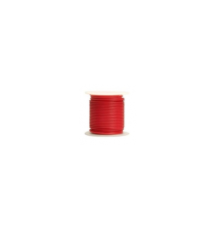 752442 | Red 14 gauge wire 100 ft. spool