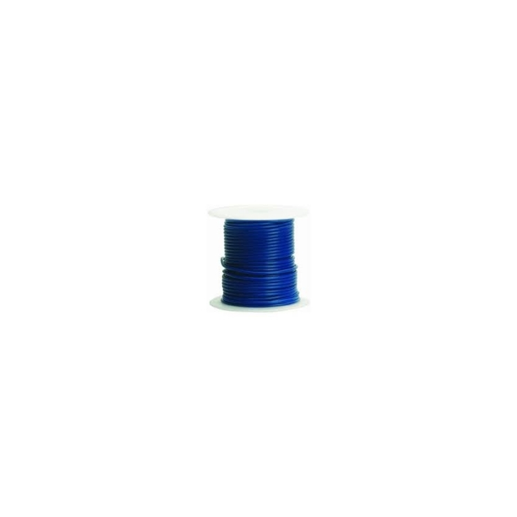 752446 | Blue 14 gauge wire 100 ft. spool