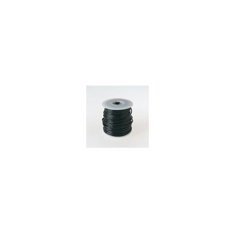 752480 | Black 18 gauge wire 100 ft. spool