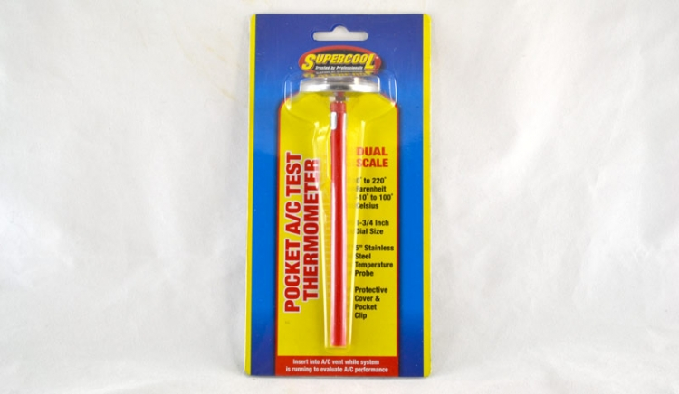 Fahrenheit/Celsius Dual Scale Thermometer