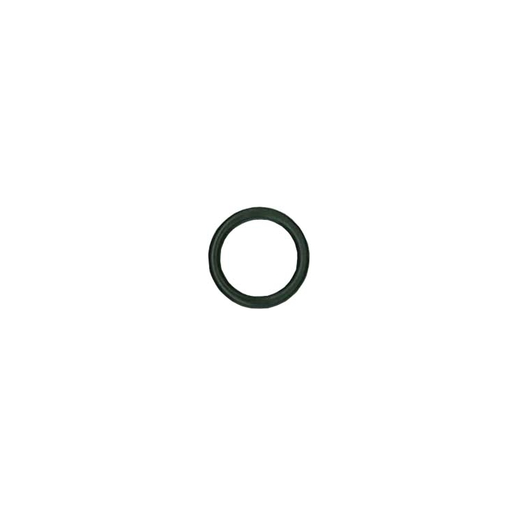 "Black #8 Hose Fitting O-Ring (1/2"") (100 count)"