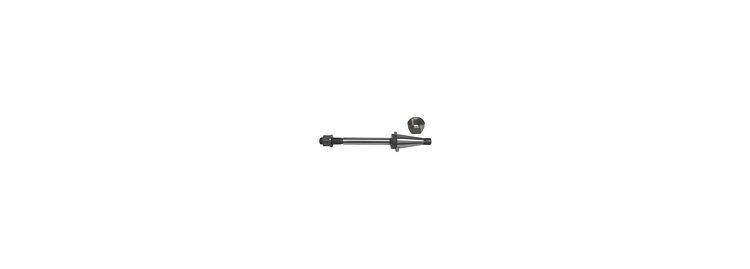AR24827 | Arbor And Arbor Nut Set For Van Norman, FMC / John Bean And Rels Lathes (2 Pcs)