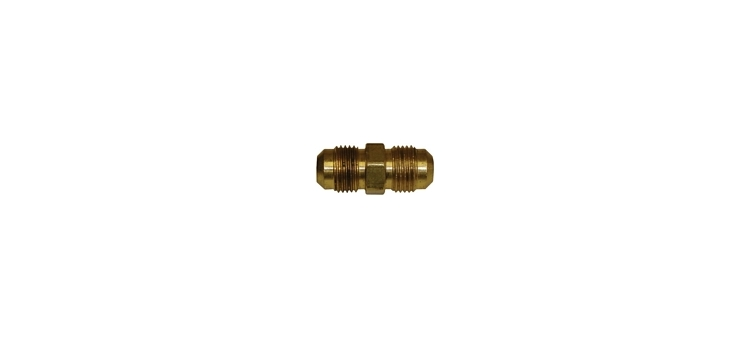 "BF70 | 3/8"" Union Flare Brass Fitting"