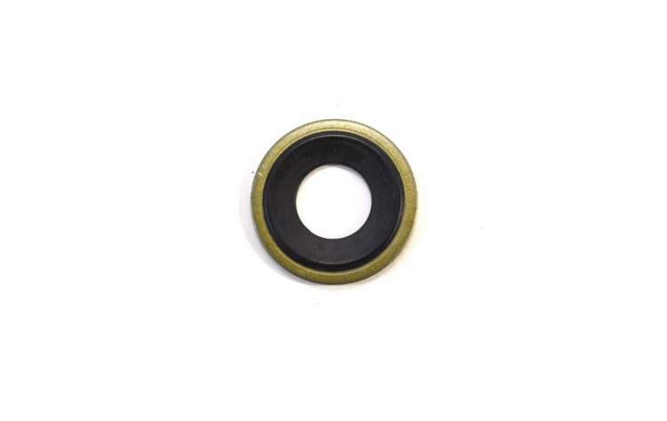 Metal And Rubber GM Gasket 12mm (Black)