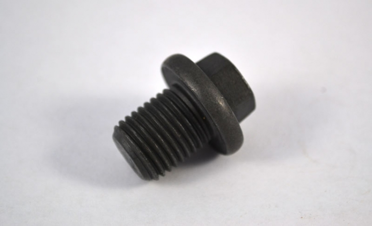 "DP7701 | Drain Plug 14mm - 1.50"" Regular Point Plain Finish"
