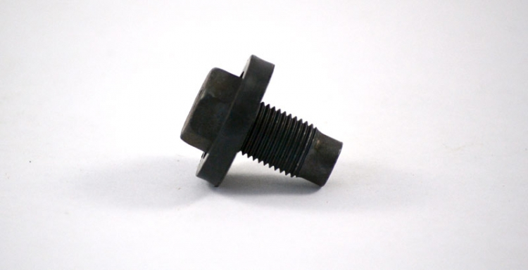 """1//2-20 Dog Point 7//8/"""" Head Drain Plugs with Nylon Gaskets Mopar,Ford /& More 2"""