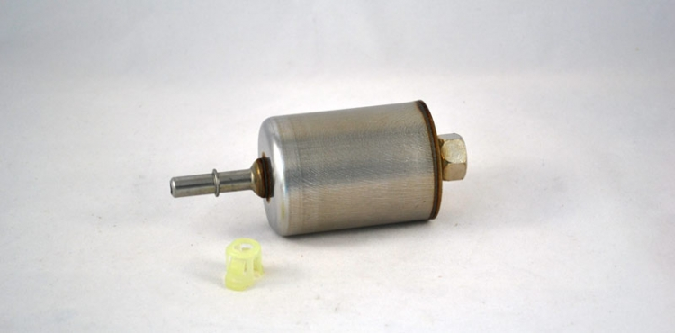 GF578 | Gas Filter - GM Female/Nipple  Cutlass, Cavalier, Cadillac, Oldsmobile