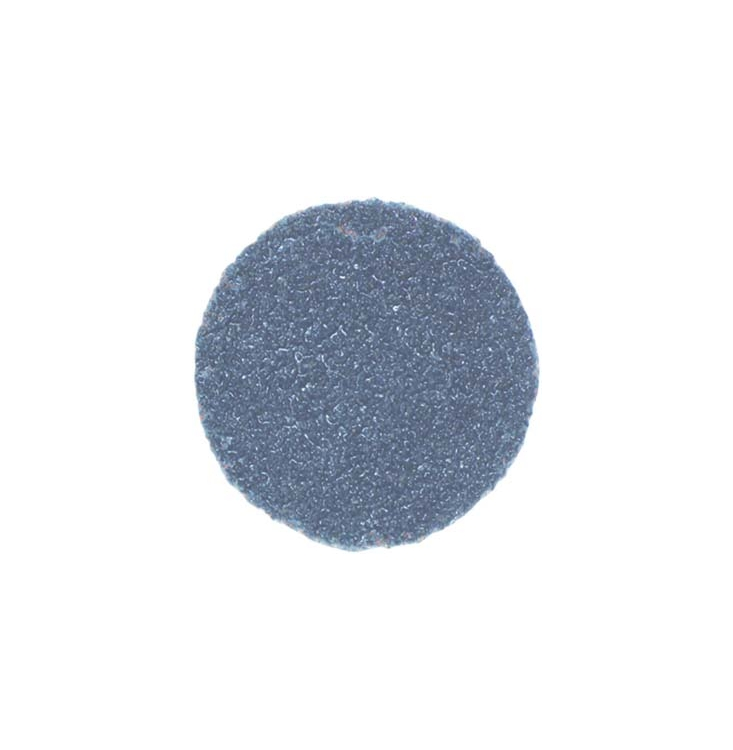 "2"" Blue Zirconia Disc - 50 Grit"