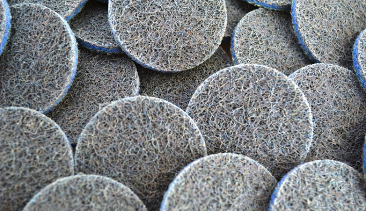 "2"" Surface Conditioning Disc Fine Grit  (Blue) (100 count)"
