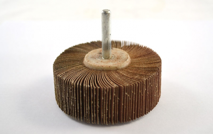 "Flap Wheel 3"" x 1"" x 1/4"" - 180 Grit"