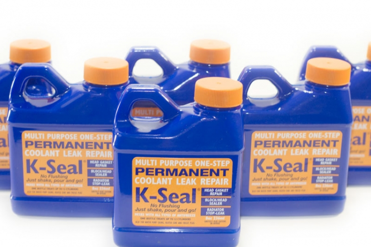 K-Seal Permanent Coolant Leak Repair (Box of 6)