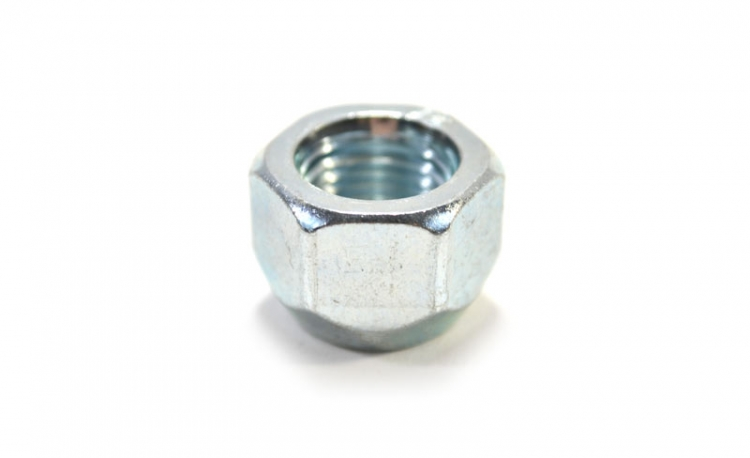 Open-End Acorn Chrome Lug Nut