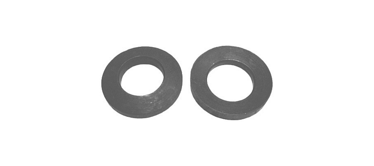 Alignment Concave / Convex Washer Set  For Accuturn 7700, 8922 And 8944 Brake Lathes