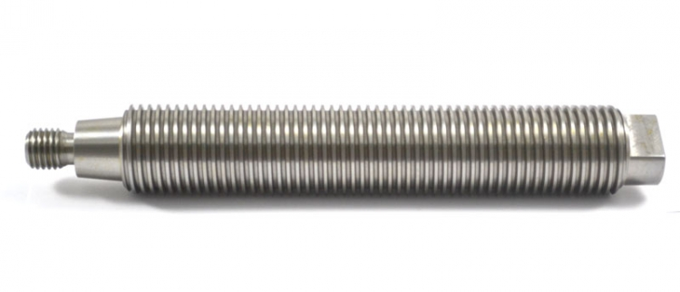 WB112373 | Extended Threaded Shaft For FMC/John Bean FMC / John Bean # 112373 (40mm)