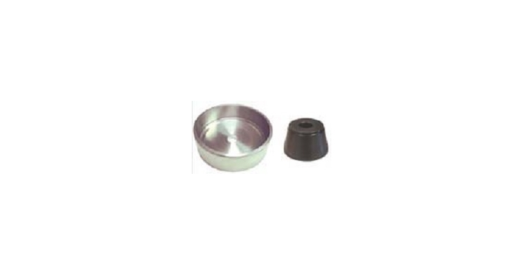 "WB820-36 | Wheel Balancer Cone Kit 2.95"" - 3.65"" Range, 36mm"