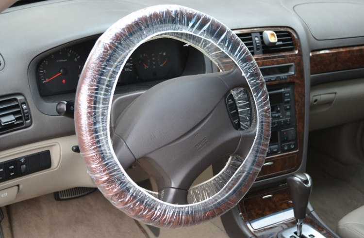 WC | Steering wheel covers 100 per pack