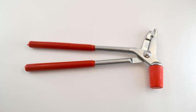 "The Main Resource TI808 Long Headed Wheel Weight Hammer//Plier 1 1//2/"" Head"